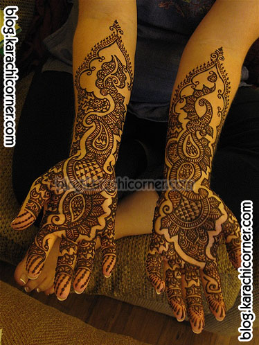 Mehndi Designs Hands 1